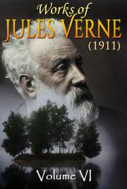 Works of Jules Verne V. VI (1911) cover