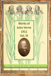 Works of Jules Verne V. IX (1911) cover