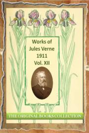 Works of Jules Verne V. XII (1911) cover