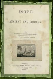 Egypt, ancient and modern (1857)