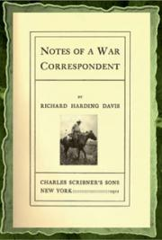 Notes of a War Correspondent (1911)