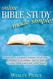 Online Bible Study - Made Simple