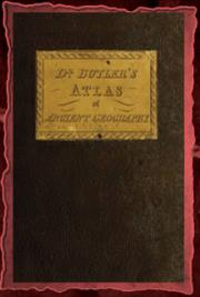 An atlas of antient geography (1834)