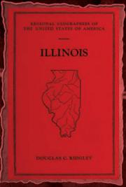 The geography of Illinois (1921)