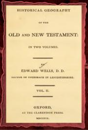 An historical geography of the Old and New Testament V. II (1809)