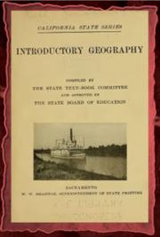 Introductory Geography (1904)