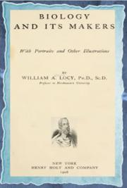 Biology and its makers (1915)