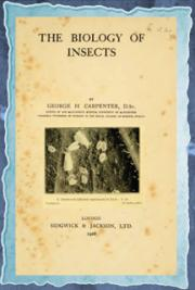 The biology of insects (1928)