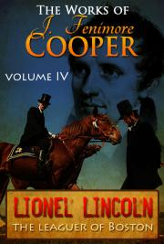 The Works of J. Fenimore Cooper V. IV (1856-57)