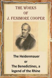 The Works of J. Fenimore Cooper V. XV (1856-57)