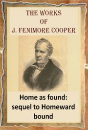 The Works of J. Fenimore Cooper V. XIX (1856-57) cover