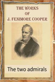 The Works of J. Fenimore Cooper V. XXI (1856-57) cover
