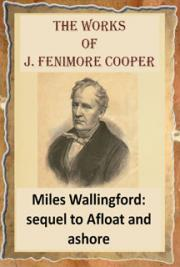The Works of J. Fenimore Cooper V. XXV (1856-57) cover