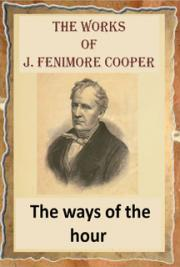 The Works of J. Fenimore Cooper V. XXXIV (1856-57) cover