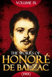 The works of Honoré de Balzac V.IX (1901)