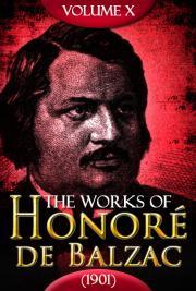 The works of Honoré de Balzac V. X (1901)