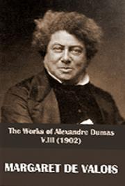 The Works of Alexandre Dumas V.III (1902) cover