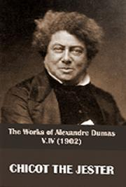 The Works of Alexandre Dumas V.IV (1902) cover