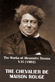 The Works of Alexandre Dumas V.XI (1902) cover