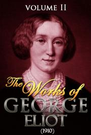 The works of George Eliot V. II (1910) cover