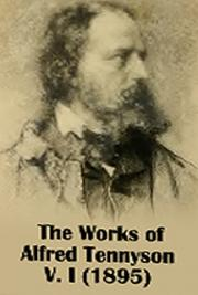 The Works of Alfred Tennyson V. I (1895) cover