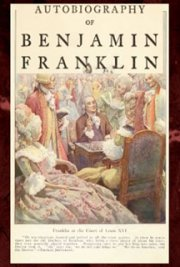 Autobiography of Benjamin Franklin (1916)) cover