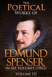 The Poetical Works of Edmund Spenser in six volumes. V. III (1802)