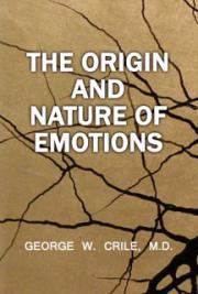 The Origin and Nature of Emotions cover