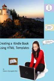 How to Create Kindle books using HTML Templates