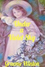 Under a Violet Sky
