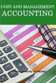 Cost and Management Accounting cover