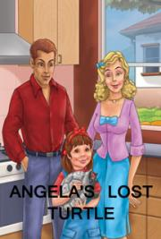 Angela's Lost Turtle cover