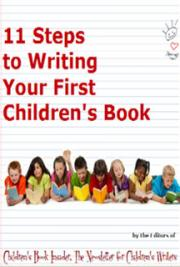 11 Steps to Writing Your First Children's Book