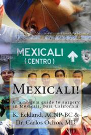 Mexicali: mini-gem guide to surgery in Mexicali, Baja California cover