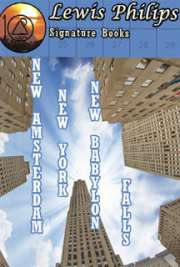 New Amsterdam, New York, New Babylon Falls cover