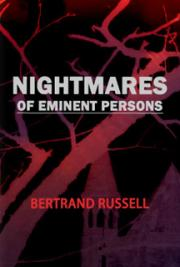 Nightmares of Eminent Persons