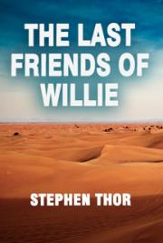 The Last Friends of Willie Coyote cover