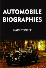 Automobile Biographies cover