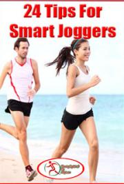 24 Tips For Smart Joggers cover