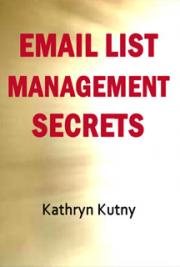 Email List Management Secrets