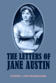 The Letters of Jane Austin cover