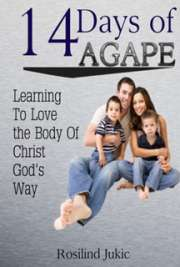 14 Days of Agape cover