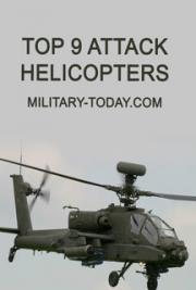 Top 9 Attack Helicopters | Military-Today.com