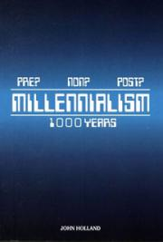 Millennialism