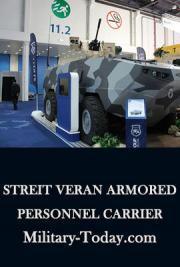 Streit Veran Armored Personnel Carrier | Military-Today.com