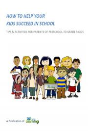 How to Help Your Kids Succeed in School