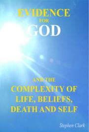 Evidence for God: The Complexity of Life, Beliefs, Death and Self