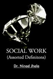 Social Work (Assorted Definitons)