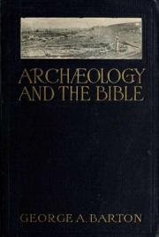Archeology and the Bible