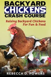 Backyard Chickens Crash Course - Raising Backyard Chickens For Fun & Food